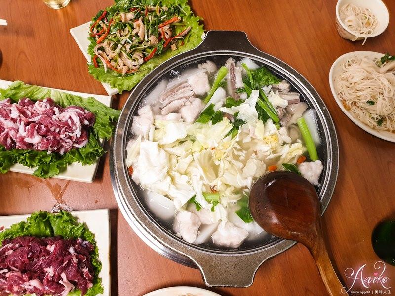 【台北美食】阿財蔬菜羊肉爐。每日限量溫體羊肉!完全沒有羊騷味的清甜羊肉爐~價格偏高