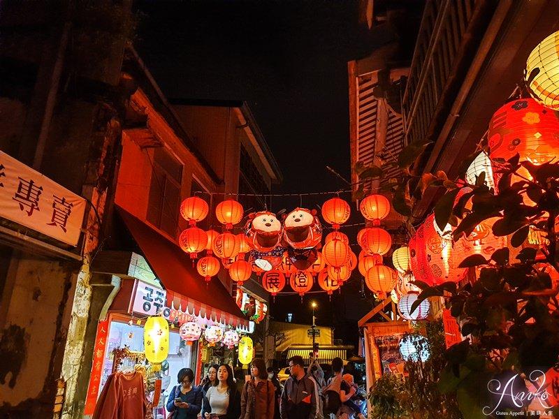 【台南景點】2020 鼠年神農街花燈展。古色古香老街迷人燈籠海