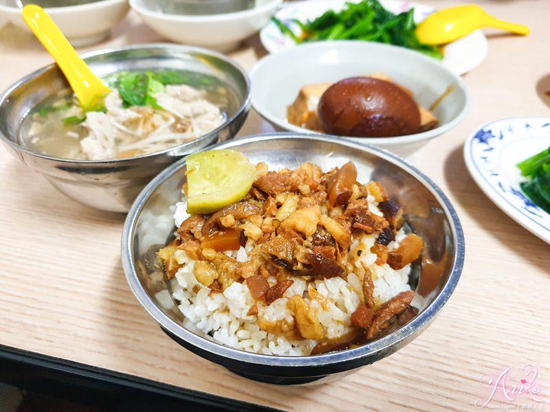 【台北美食】金峰滷肉飯。台北必吃滷肉飯名店!連外國人也征服的排隊美食