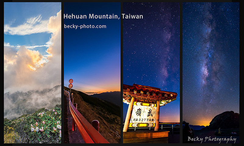 Hehuan Mountain, Taiwan