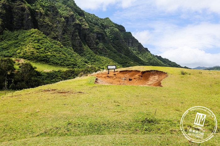 夏威夷 歐胡島。遇見侏儸紀 - 古蘭尼牧場 Kualoa Ranch