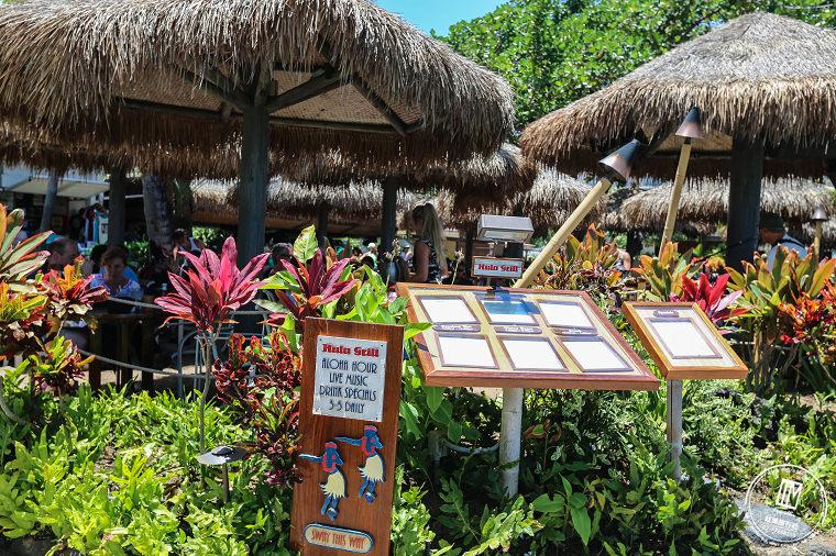 夏威夷 旅遊 。推薦特色美食 Hula Grill餐廳