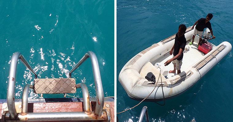 蘇美 島。【 紅帆船 】帕岸島之旅