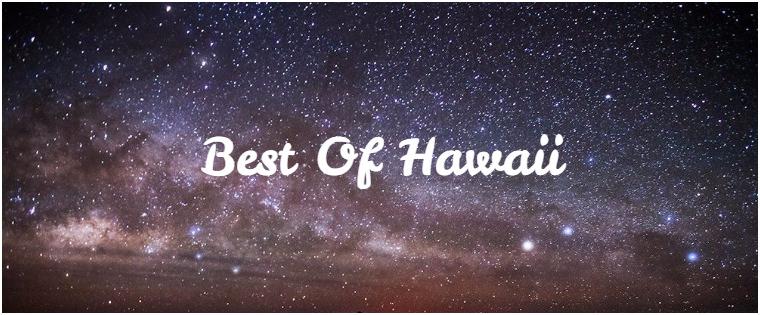 讀者票選說實話。 夏威夷 雜誌盤點必去的5個島嶼