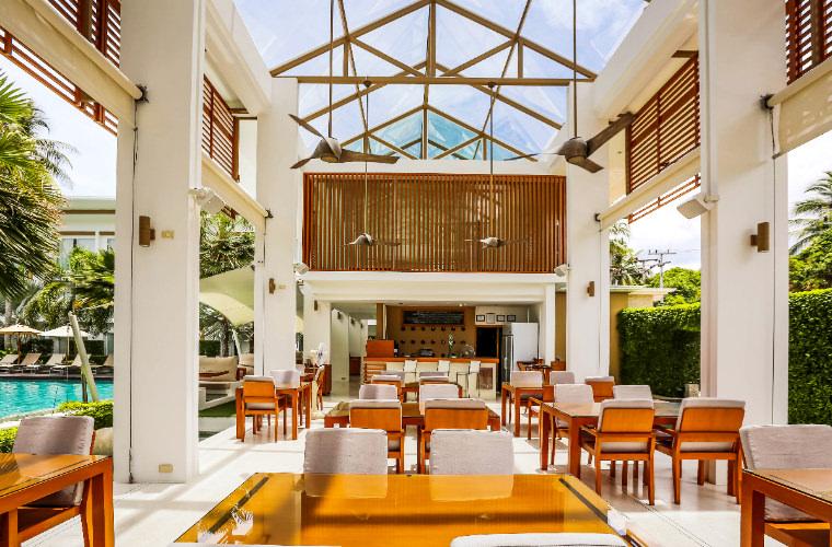 蘇美島 住宿。蘭納酒店Lanna Samui