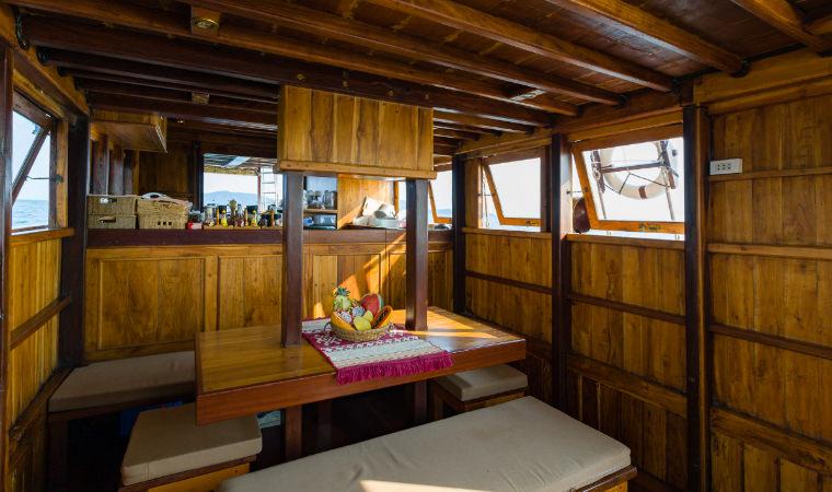 蘇美島 旅遊 。【白帆船】優雅非凡的海上漂流之旅