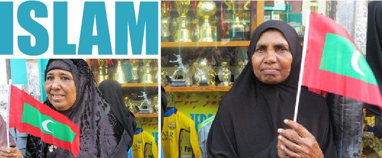 馬爾地夫宗教-伊斯蘭教