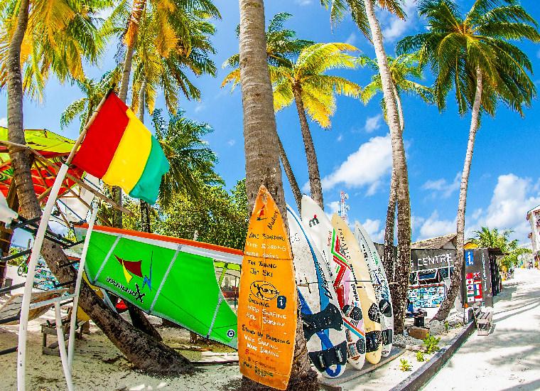 馬爾地夫度假-居民島