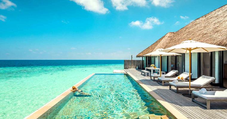 馬爾地夫住宿-度假島