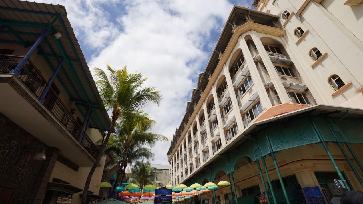 Mauritius天堂原型走一回 day3 市區觀光
