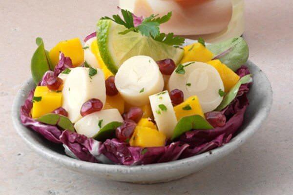 模里西斯,Mauritius,模里西斯旅遊,模里西斯美食,美食,百萬富翁沙拉Millionaire Salad