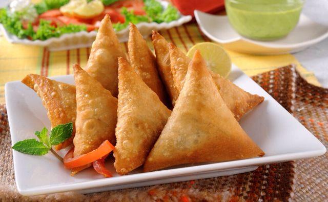 模里西斯,Mauritius,模里西斯旅遊,模里西斯美食,美食,薩摩撒Samoussa