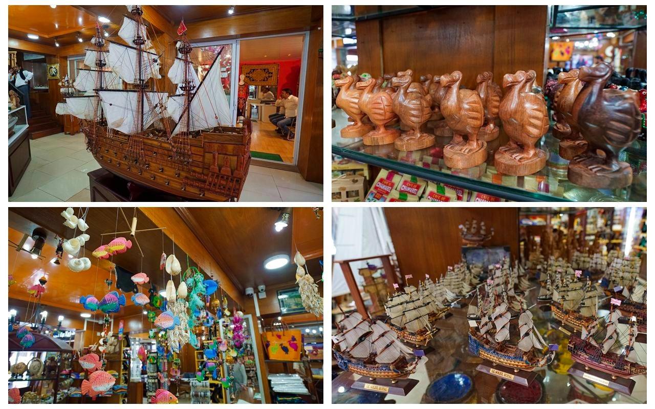 模里西斯,Mauritius,模里西斯景點,七色土,船模工廠,模里西斯旅遊