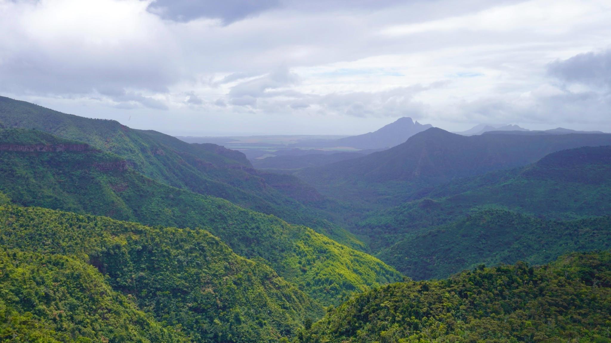 模里西斯,Mauritius,模里西斯景點,七色土,黑河峽谷,模里西斯旅遊