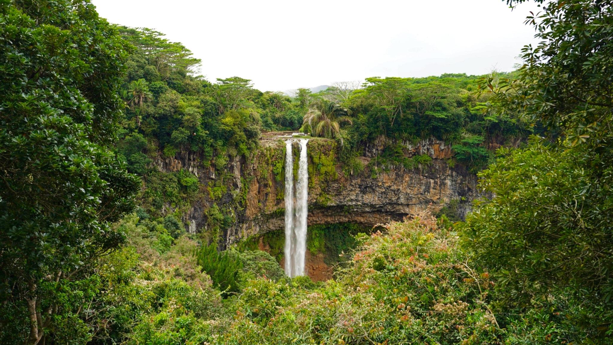 模里西斯,Mauritius,模里西斯景點,七色土,夏瑪爾瀑布,模里西斯旅遊