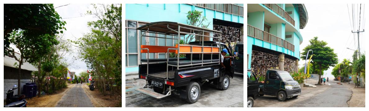 巴里島住宿。藍夢島海灘輕住宿 Mahagiri Resort Nusa Lembongan