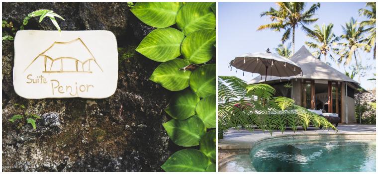 巴里島住宿推薦-珊蒂帳篷泳池別墅