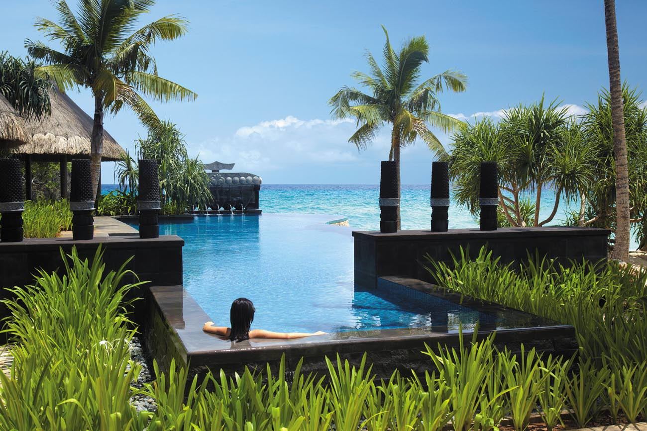 長灘島 。 香格里拉Shangri-La's Boracay Resort & Spa