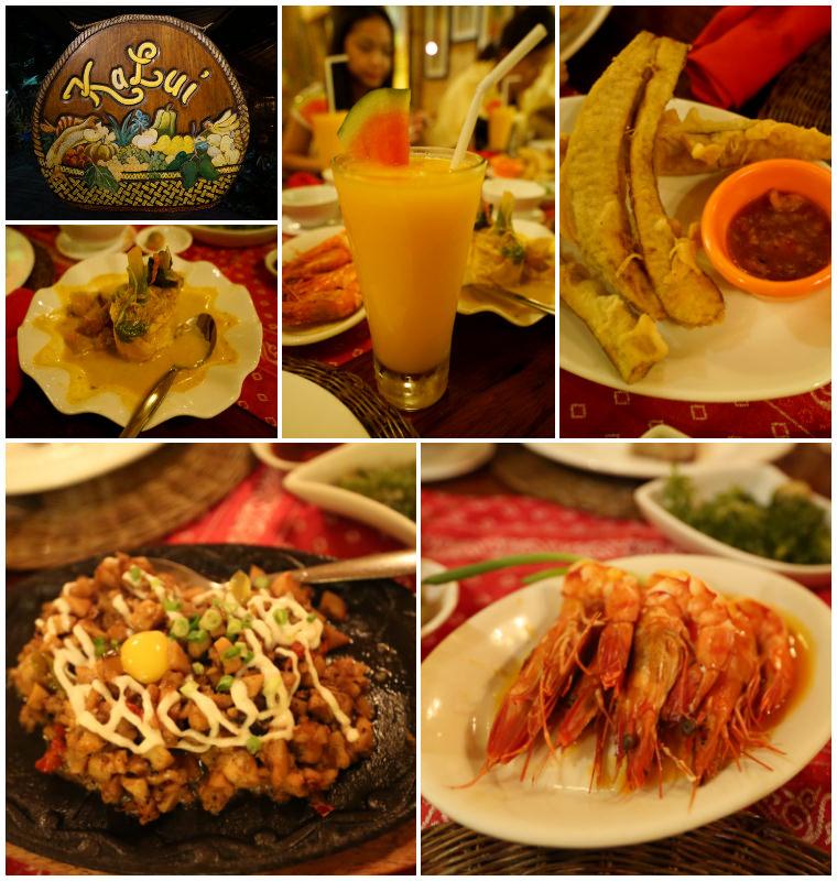 巴拉望公主港 美食。KaLui菲式料理
