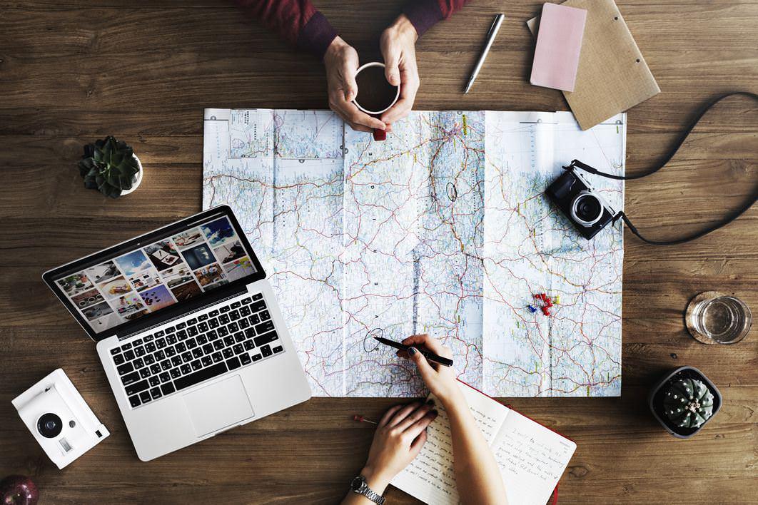旅行新氣象。 2019 旅遊 最新趨勢
