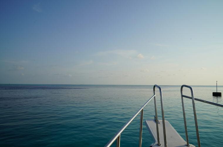 潛水日誌。馬爾地夫提那度 Alimatha Island日落潛水