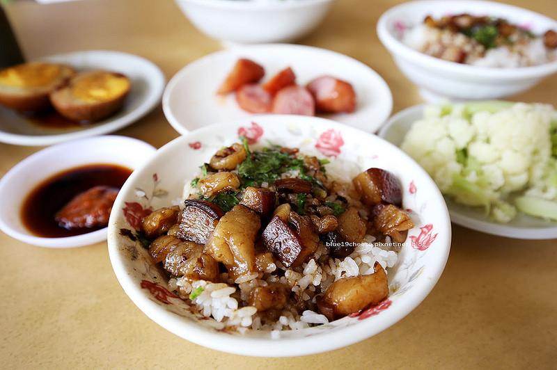 【台南中西區】阿和肉燥飯-台南在地人的早午餐.台南推薦小吃美食.價格親民又美味.一早就飽足繼續台南旅遊行程