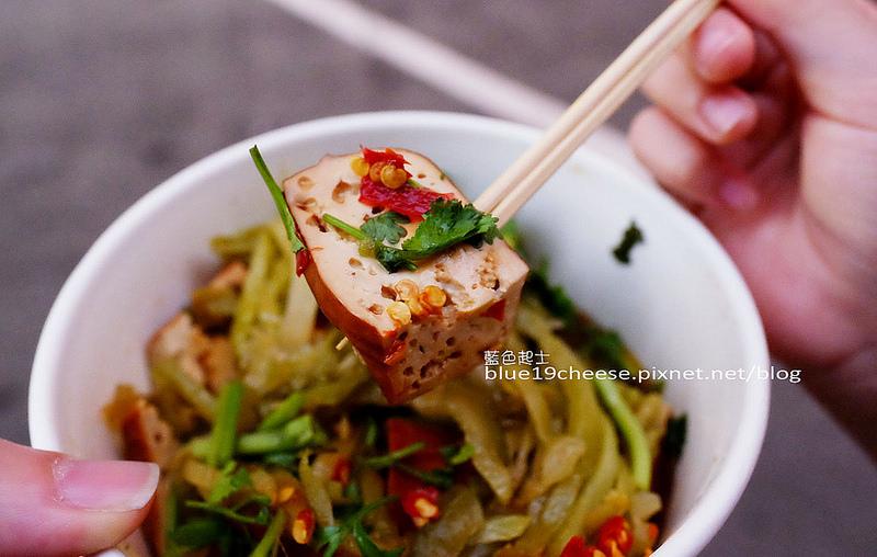 【台中和平】白冷客家滷豆干-谷關推薦美食小吃.白冷冰棒對面