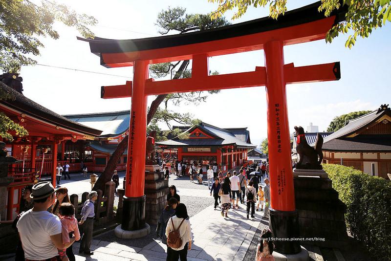 【日本京都】伏見稻荷大社.千本鳥居 – 關西神社必去的壯觀讚嘆景點.不虛此行
