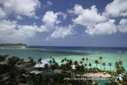 【關島飯店】 君悅酒店(杜夢灣) HYATT REGENCY GUAM – 漂亮的沙灘.唯美的景色.我還想再來