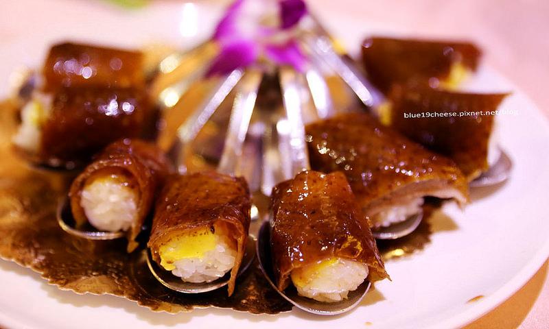 【宜蘭烤鴨美食推薦】蘭城晶英酒店 紅樓中餐廳 – 櫻桃烤鴨四吃.實在好吃阿~