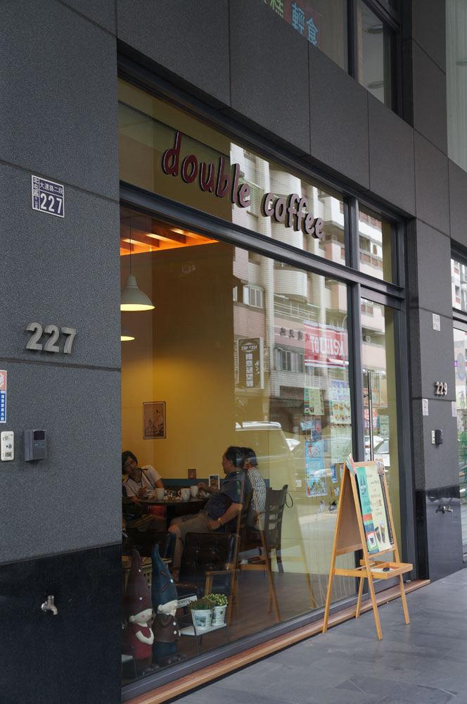 大坡咖啡 double coffee – 有賣好吃的雞蛋糕內…