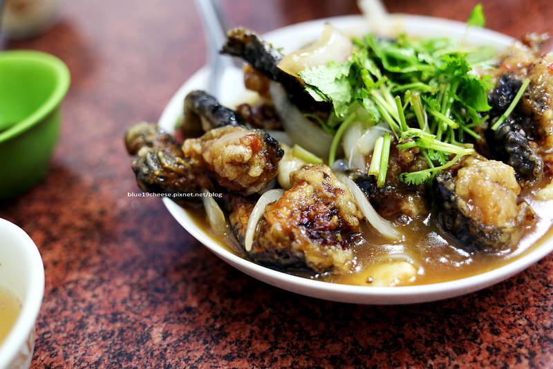 【台南小吃】阿川紅燒青蛙.鱔魚意麵 – 到台南可以試試不一樣的青蛙料理