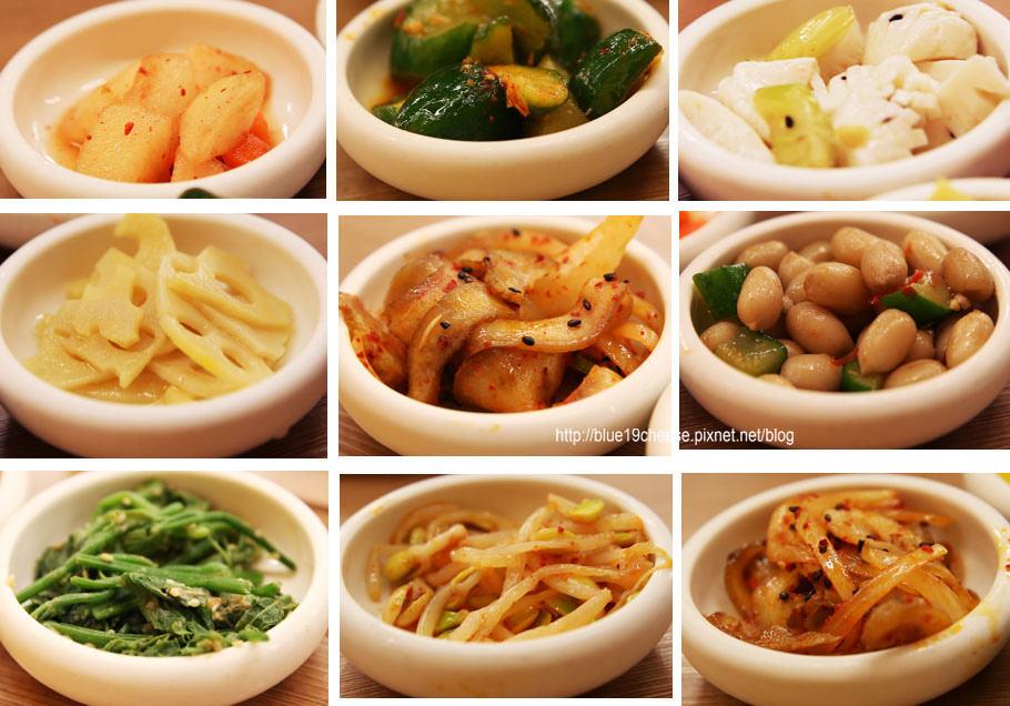 台中 韓鄉韓國料理 中港店 – 小菜吃到飽