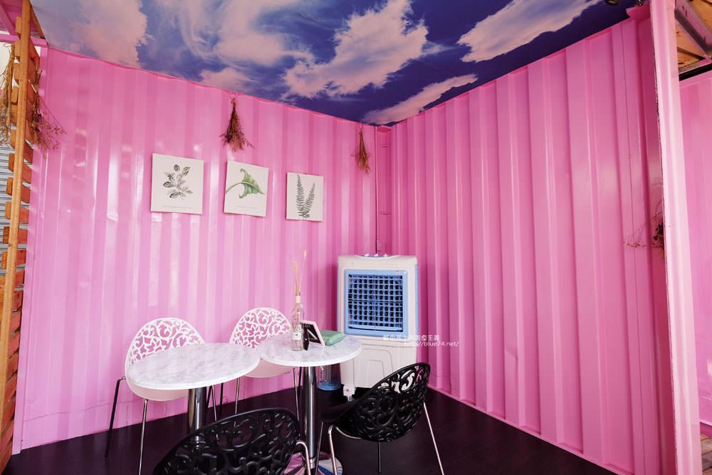 20170713003053 34 - ㄚㄚ販店-粉紅色夢幻貨櫃加乾燥花拍照場景.賣的是九宮格中式精緻餐點.潭子國小附近