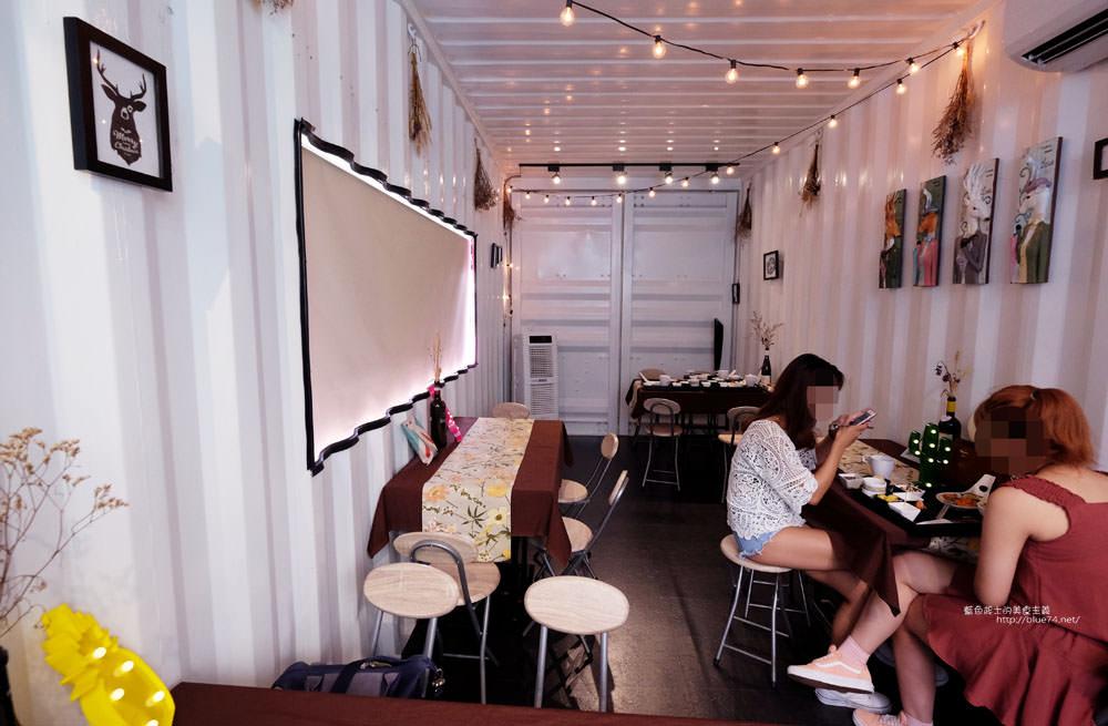 20170713003054 74 - ㄚㄚ販店-粉紅色夢幻貨櫃加乾燥花拍照場景.賣的是九宮格中式精緻餐點.潭子國小附近