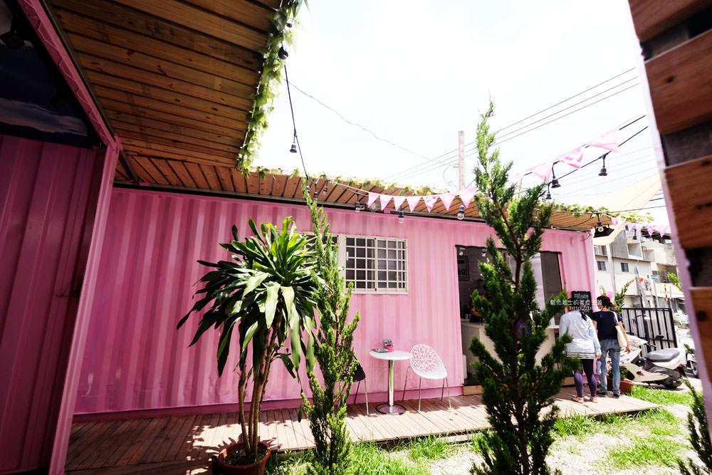 20170713003054 87 - ㄚㄚ販店-粉紅色夢幻貨櫃加乾燥花拍照場景.賣的是九宮格中式精緻餐點.潭子國小附近