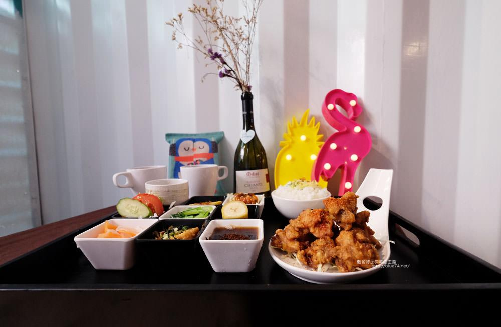 20170713003111 87 - ㄚㄚ販店-粉紅色夢幻貨櫃加乾燥花拍照場景.賣的是九宮格中式精緻餐點.潭子國小附近