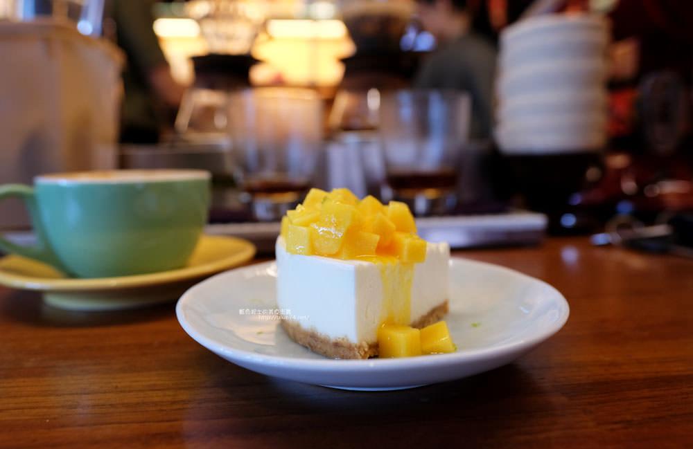 台中豐原│咖啡葉咖啡館-豐原在地有深度咖啡館.夏季芒果生乳酪蛋糕不要錯過
