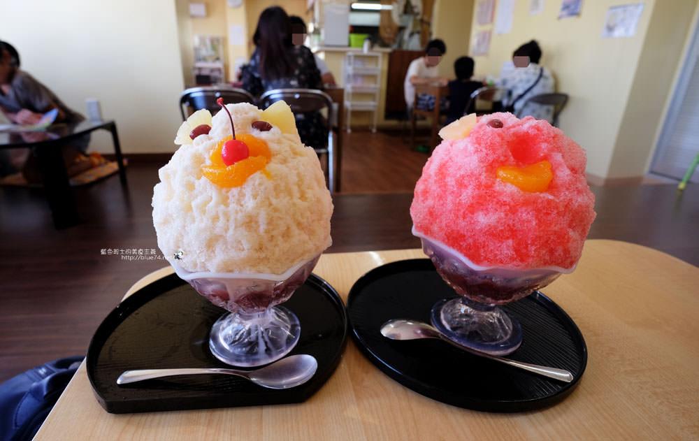 日本沖繩│冷物專賣店-IG打卡夯點可愛白熊冰