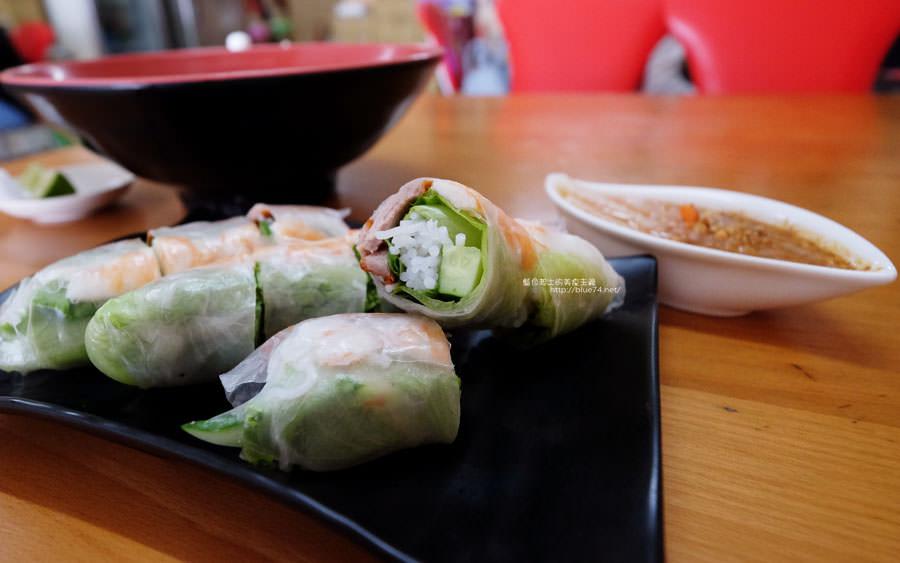 20170831160020 37 - 華珍越式料理-炎熱天氣就想來吃開胃的越南小吃.每日還有限定菜色.三信銀行對面