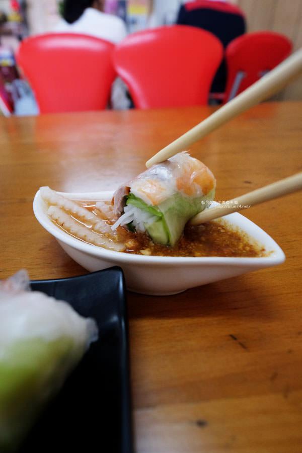 20170831160021 56 - 華珍越式料理-炎熱天氣就想來吃開胃的越南小吃.每日還有限定菜色.三信銀行對面