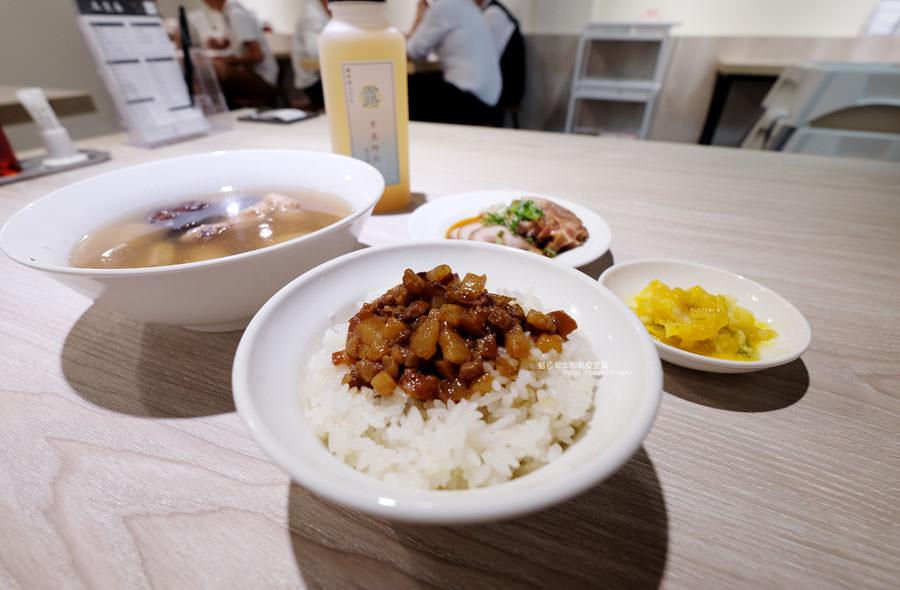 台中西區│玉堂春魯肉飯-市集人氣店家允豐行在美村路開店面囉