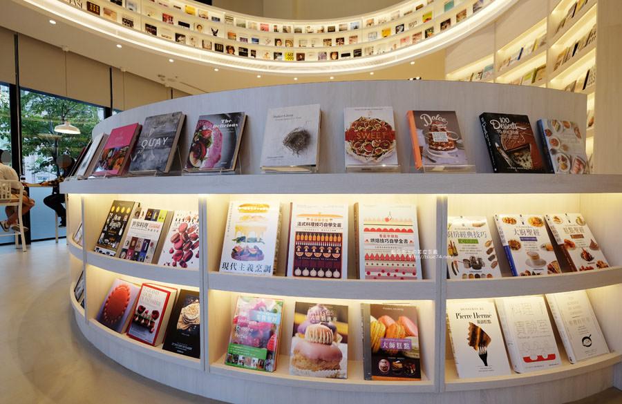 20171102010702 28 - 益品書屋台中店-設計感空間內藏書豐富.100元不限時閱讀.咖啡冰沙茶品無限續杯