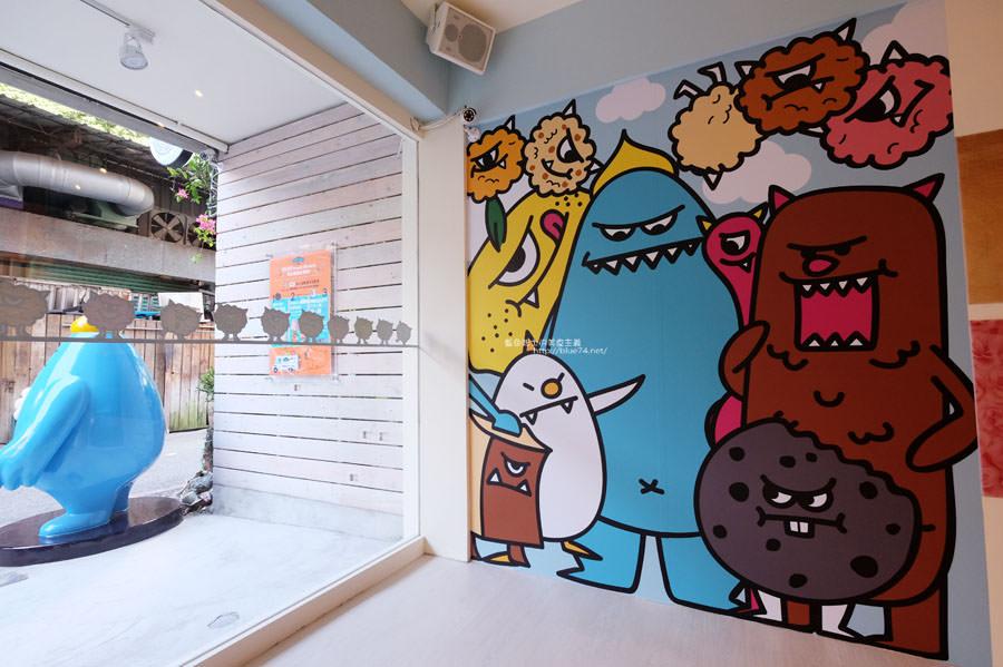 20171102021739 26 - 甜心怪獸台中旗艦店-來自韓國首爾有著滿滿爆米花的怪物霜淇淋