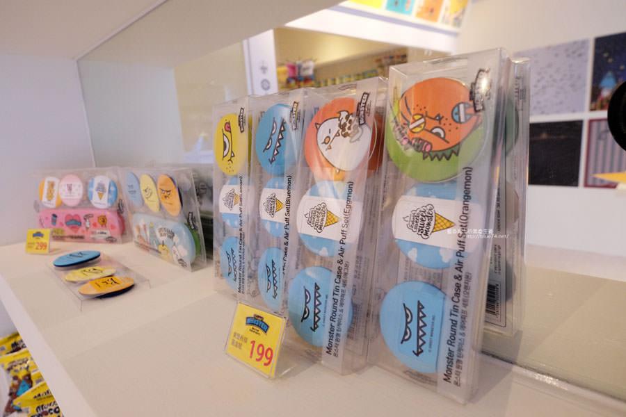 20171102021745 97 - 甜心怪獸台中旗艦店-來自韓國首爾有著滿滿爆米花的怪物霜淇淋