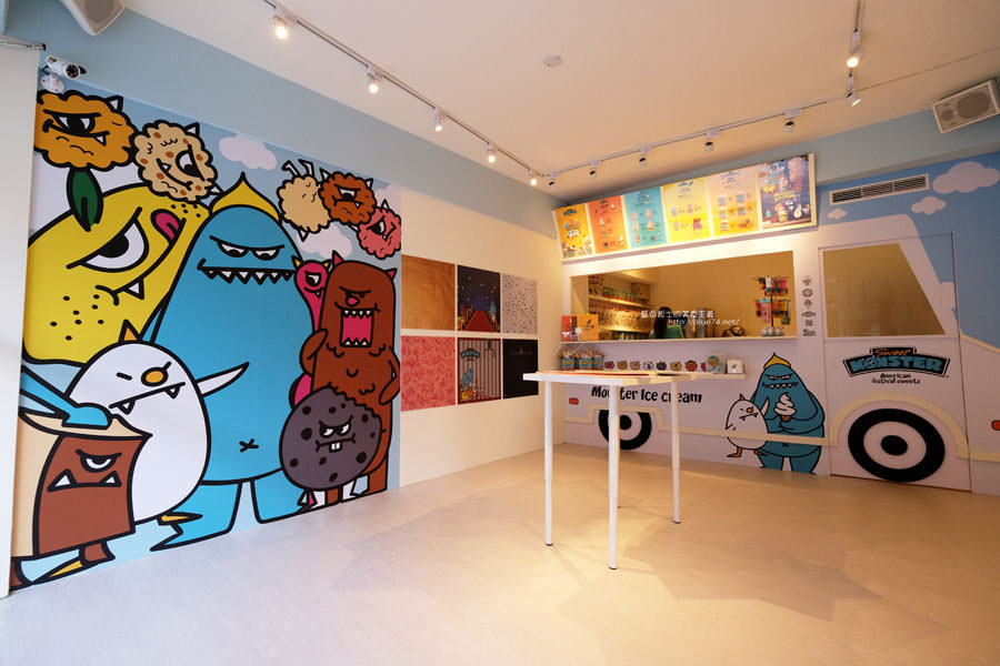 20171102021747 88 - 甜心怪獸台中旗艦店-來自韓國首爾有著滿滿爆米花的怪物霜淇淋