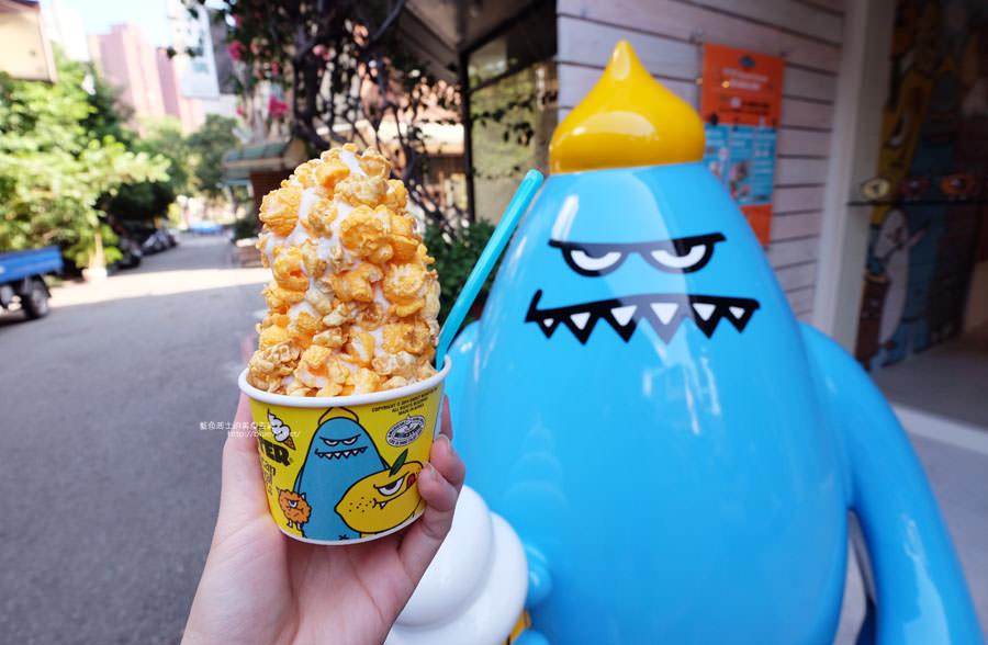 20171102021749 35 - 甜心怪獸台中旗艦店-來自韓國首爾有著滿滿爆米花的怪物霜淇淋