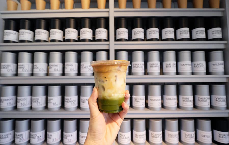 台中西屯│Workshop#1-逢甲商圈咖啡館.老闆特調茶品每一杯都有他的名字跟編號