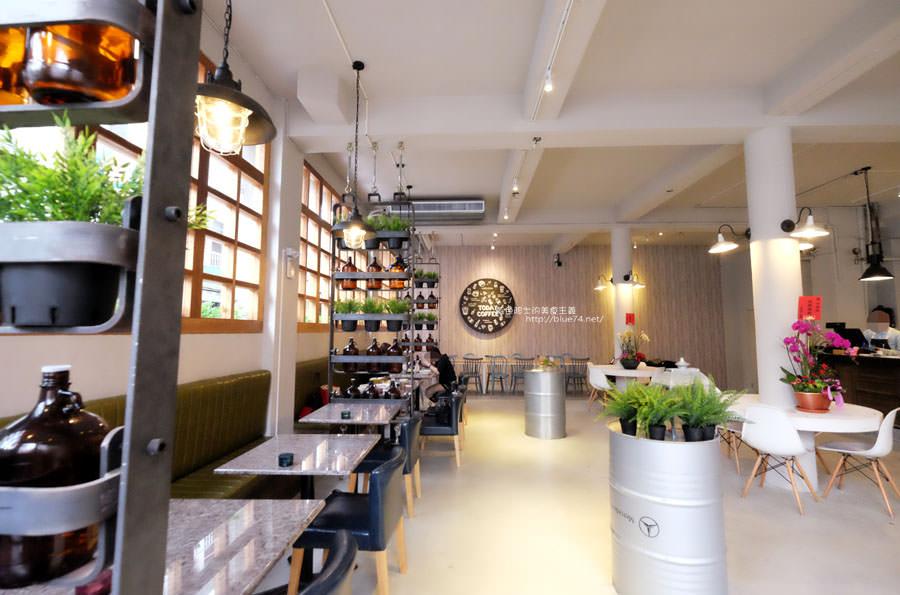 20171113021210 99 - 今咖啡Jingcoffee-台中後火車站20號倉庫旁推薦老屋新生隱密巷弄 LOFT風咖啡館