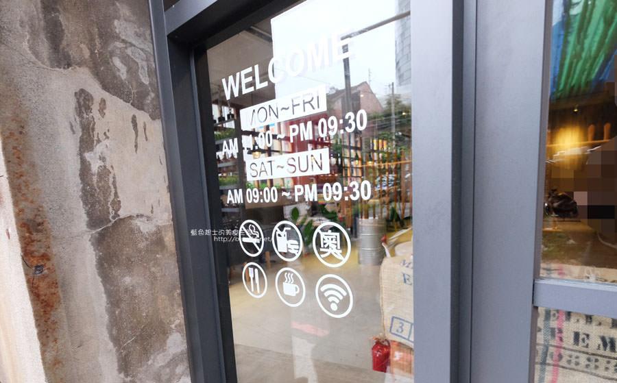 20171113021240 73 - 今咖啡Jingcoffee-台中後火車站20號倉庫旁推薦老屋新生隱密巷弄 LOFT風咖啡館